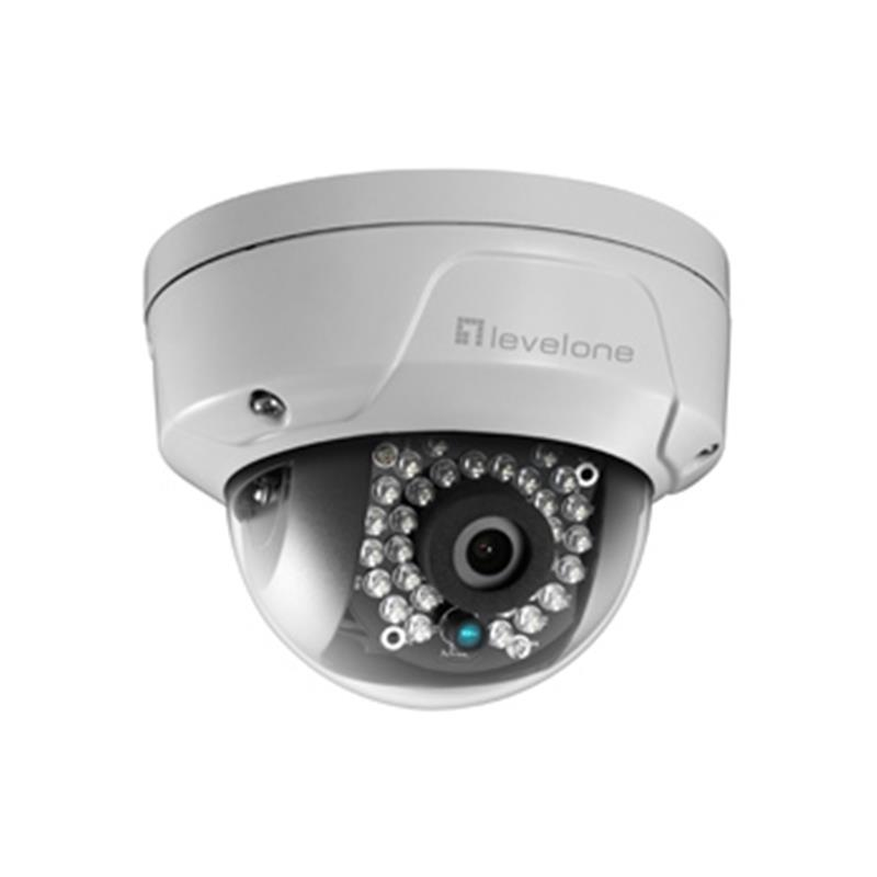 Fixed Dome IP Network Camera
